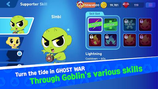 Ghost War : Casual Battle Arena 0.6 screenshots 5