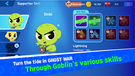 Hack Game Ghost War : Casual Battle Arena apk free