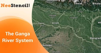 The Ganga River System