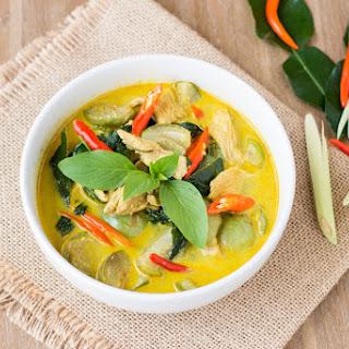 Guilt Free Paleo Thai Green Curry