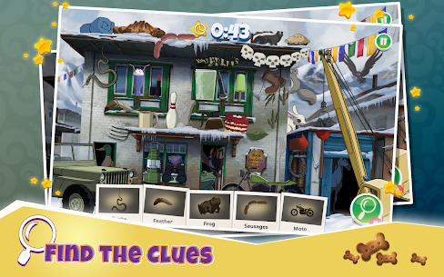 Scooby-Doo Mystery Cases App Latest Version Download For Android and iPhone 6