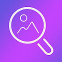 search by image : Image Source Finder icon