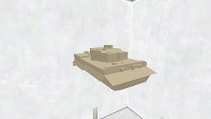 Ⅵ号戦車 Tiger Ⅰ H型 車体のみ