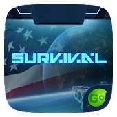 Survival GO Keyboard Theme