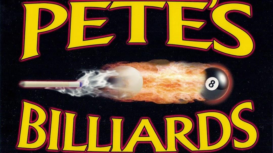 Pete's Billiards - Billiards Supply Store in San Antonio