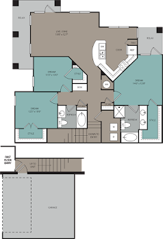 Go to C1U-TH Floorplan page.