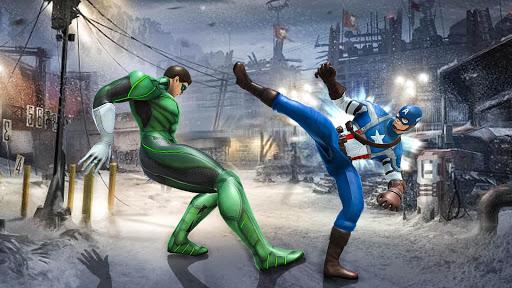 Ultimate Superhero Avenger Immortal Gods Arena War 1.0 screenshots 8