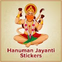 Hanuman Jayanti Stickers 2019 icon