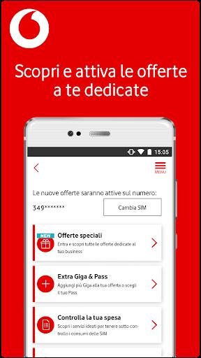 My Vodafone Business ss3