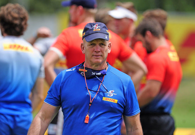 The DHL Stormers head coach John Dobson is under pressure to deliver silverware.