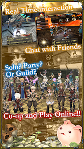 RPG IRUNA Online MMORPG 4