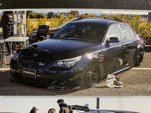 5シリーズ セダン  BMW E60 M sports 2009年式(後期)のカスタム事例画像 FREEDOM 10さんの2020年01月15日21:15の投稿