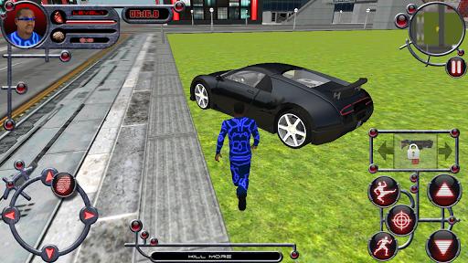Crime Driver in Future