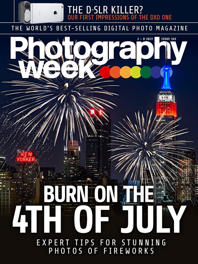 Photography Week - screenshot