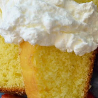 Almond Flavored Whipped Cream Recipes.