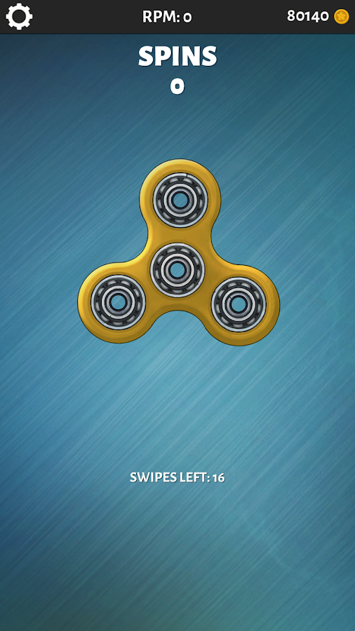 Finger Spinner Toy- screenshot