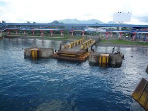 Photo: přístaviště Gilimanuk