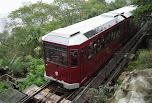 Tram de Victoria Peak