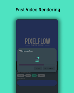 PixelFlow – Intro maker and text animator apk download 4