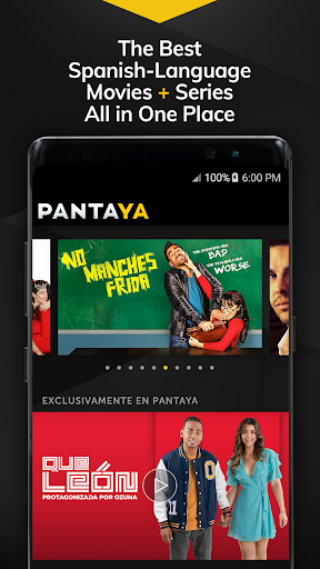 Pantaya 4.5.0 screenshots 1
