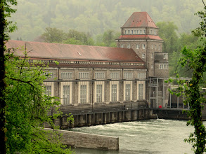 Photo: Day 31 - Dam on the Rhine
