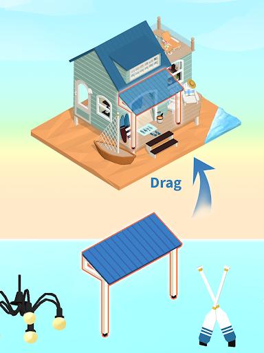 Art House 3D - Interior Design puzzle screenshots 6