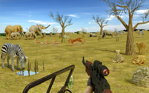 Sniper Hunter Safari Survival- screenshot thumbnail