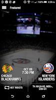 Screenshot of New York Islanders