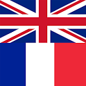Free English French Dictionary icon