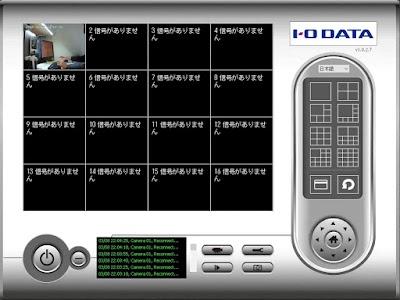 テレワークパソコン映像表示イメージ