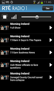 RTÉ Radio Player R_RPand 1.10.437.123 Mod + Data Download 2