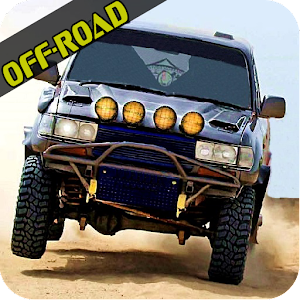 4×4 Real Safari Race Rally for PC and MAC