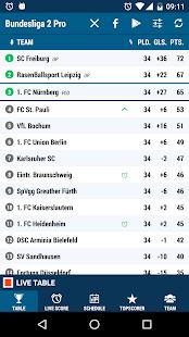 Bundesliga 2 Pro - náhled