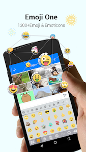 Emoji Keyboard - Funny Emoji screenshot 1