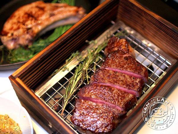 台北高級牛排 【A CUT牛排館】國賓大飯店牛排館 牛排優其他普 失望的一餐