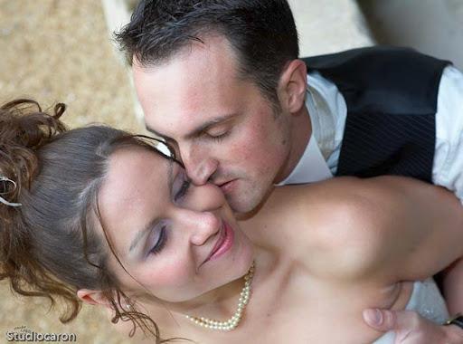 photogrpahe portrait de marié normandie bayeux