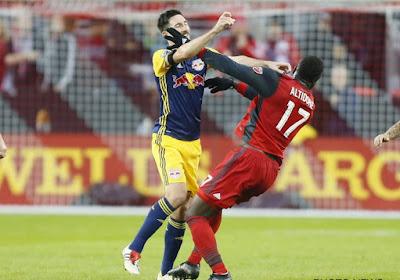 Sacha Kljestan impliqué dans une bagarre lors de Toronto - New York Red Bulls