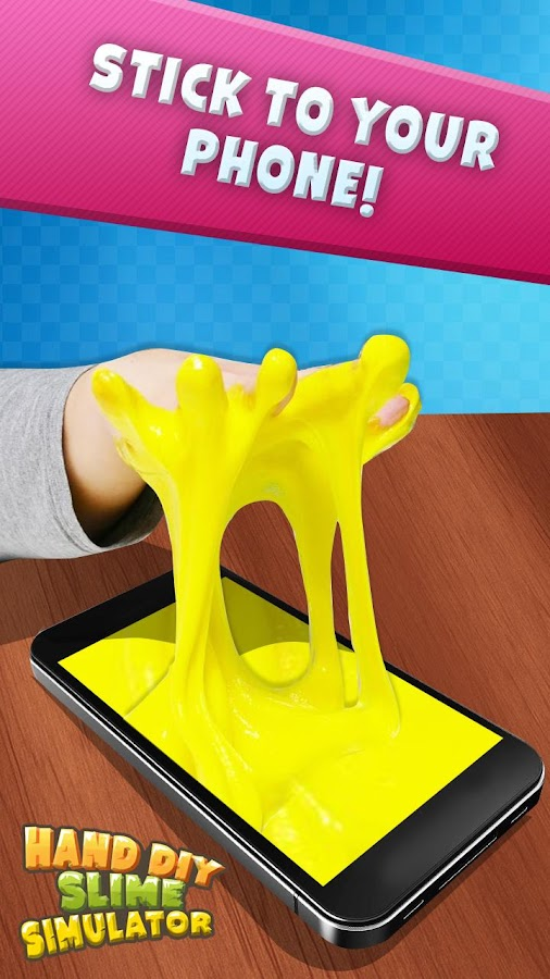 Hand DIY Slime Simulator- screenshot