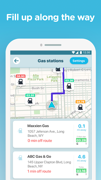 waze duplicate contacts android
