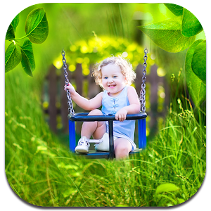 Tải Greenery Photo Frames APK