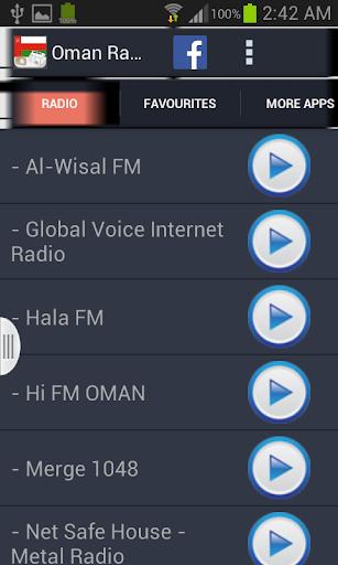 Oman Radio News