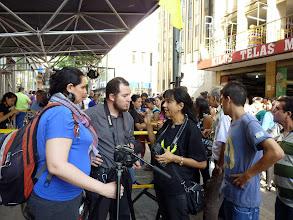 Photo: Con Señal Colombia, corresponsales de la ciudad de Bucaramanga