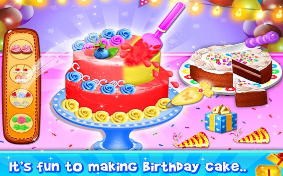 Download Birthday Cake Maker