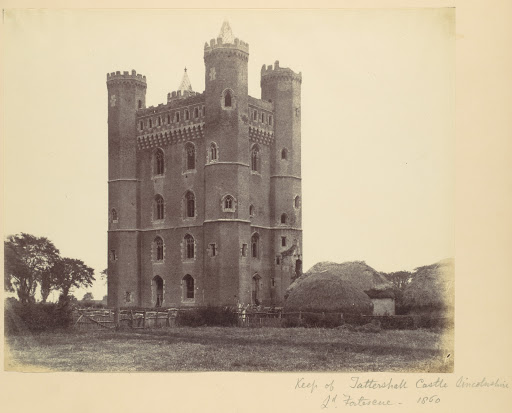 Keep of Tattershall Castle, Lincolnshire - 2nd Fortescue