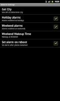 Screenshot of WeatherAlarm