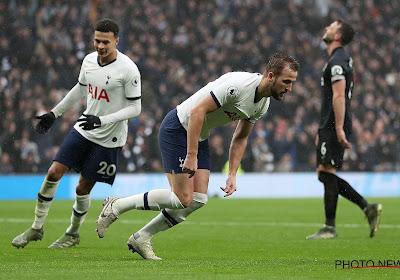 Catastrophe pour Tottenham, qui perd Harry Kane pour plusieurs mois