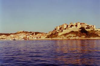 Photo: #005-Calvi, la citadelle (Corse)