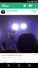 Vine - video entertainment Screenshot 3