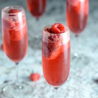 Amazing Raspberry Bellini Recipe