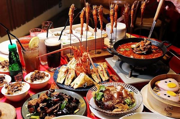 肥灶聚場 JOHOJiA 新台灣風味餐酒館 台南美食 來辦桌啦!新辦桌料理看起來好豐富,還有台灣在地精釀啤酒可小酌,也有單人定食可挑選。很適合帶長輩用餐。